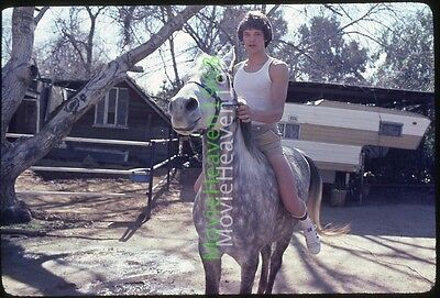 Jimmy McNichol VINTAGE 35mm SLIDE TRANSPARENCY 11113 PHOTO