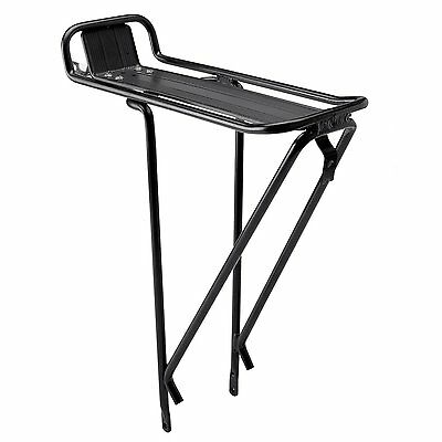 BV Bicycle Commuter Rear Carrier Rack, Carries up to 55-Pound, for 24-Inch,...