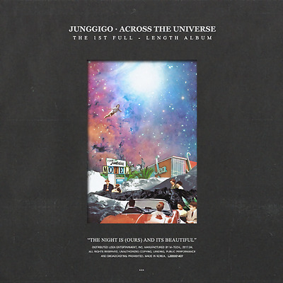 Junggigo - ACROSS THE UNIVERSE (Vol.1) Zion.T Crush DEAN Paloalto EXO Chanyeol