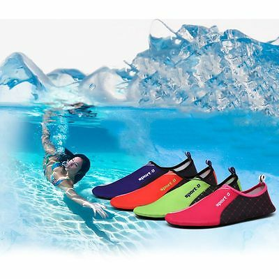 Mens Water Shoes Aqua- Socks Yoga Exercise Pool Beach Dance Swim Slip Wave Shoes