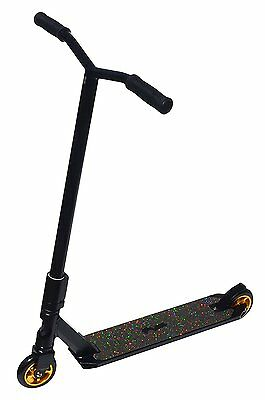 Royal Knight Freestyle Stunt Scooter, Gold