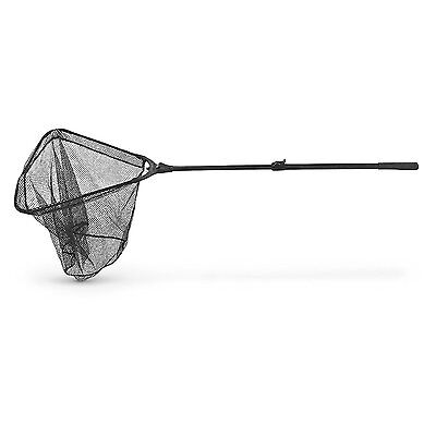 Frabill Folding Net with Telescoping Handle (18 X 16-Inch)