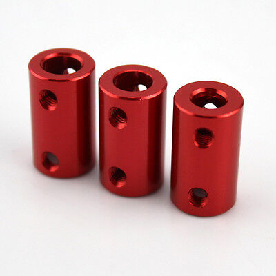 14*25mm Red Motor Transmission Shaft Coupling Rigid Coupling Coupler Connector