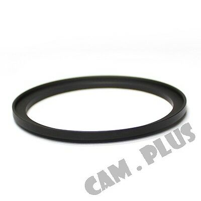 74-82mm Step-Up Metal Lens Adapter Filter Ring / 74mm Lens to 82mm Accessory