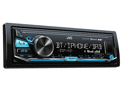 jvc dab radio 1din mit antenne f r suzuki sx4 ey gy ab 6. Black Bedroom Furniture Sets. Home Design Ideas