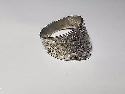 Medieval Archer's Thumb Ring