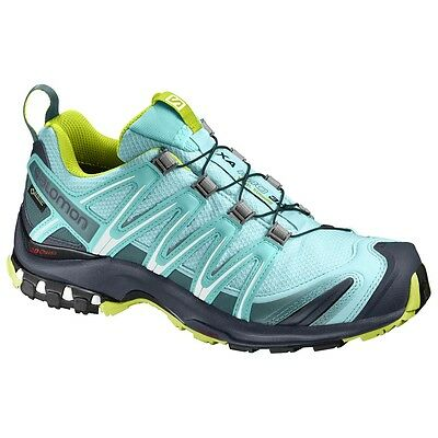 TRAIL RUNNING shoes Women's SALOMON XA PRO 3D GTX W woman Aruba