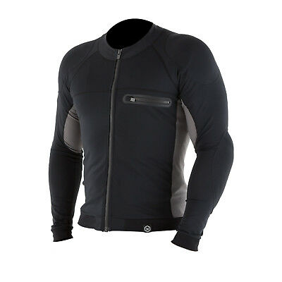 Knox Action Armoured Shirt Breathable CE Approved Motorcycle Body Armour Safety