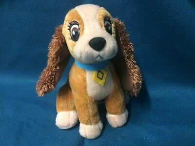 Disney's Lady And The Tramp- Lady The Dog Soft Toy