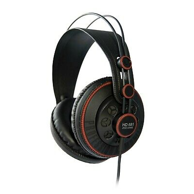 Superlux HD681 Studio Monitoring Headphones - New