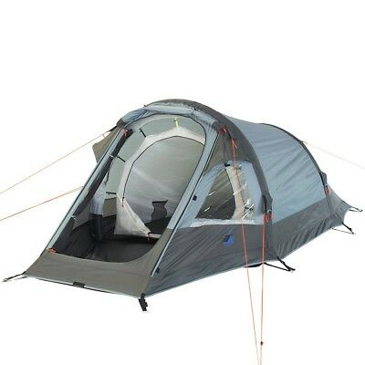 10T Janus 2 AIR - inflatable airtube tunnel tent, 2 person, 5000 mm, sewn in gro