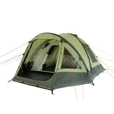 10T Ceres 5 AIR - inflatable 5-person airtube dome tent, 5000 mm, sewn in ground