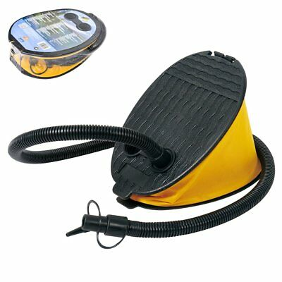 Jilong Bellows Foot Pump 2000 - Foot pump, bellows foot pump with 2 litre volume