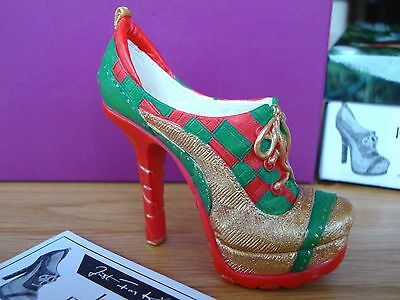 Just The Right Shoe - Just For Kicks, 2013 Christmas Shoe
