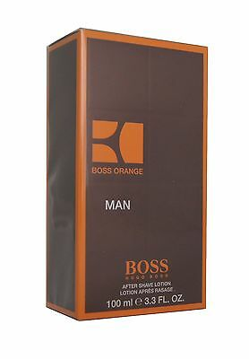 HUGO BOSS ORANGE MAN AFTER SHAVE LOTION 100ml.