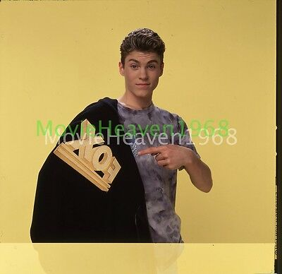 Brian Austin Green Saved By The Bell  2.25 Color Transparency 31 Negative Photo