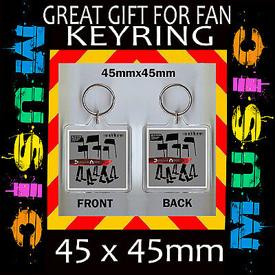 Spirit Depeche Mode -- Album Cover –Key Ring-Key Chain- Keyring-45X45Mm