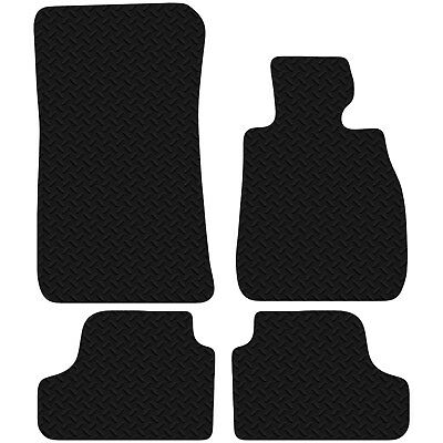 BMW 3 Series E93 Convertible 2007 to 2013 Tailored Rubber Car Floor Mats