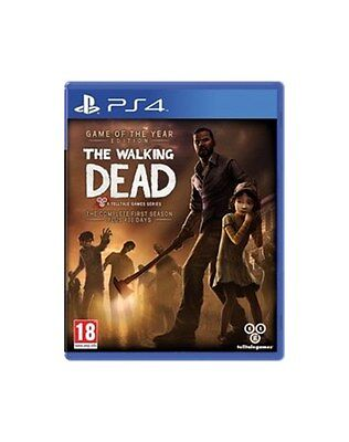 The Walking Dead - Game of the Year Edition (PS4) [New Game]