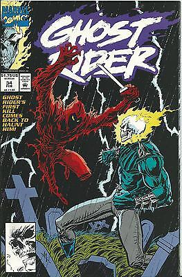 Ghost Rider #34 (2Nd Series)  (Marvel)  1990