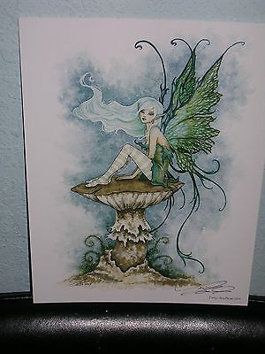 Amy Brown - Faery - SIGNED - OUT OF PRINT