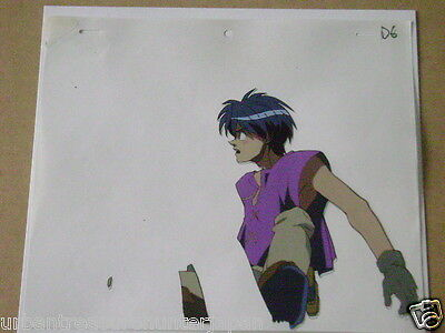 The Vision Of Escaflowne Van Fanel Anime Production Cel 12