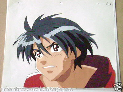 The Vision Of Escaflowne Van Fanel Anime Production Cel 14