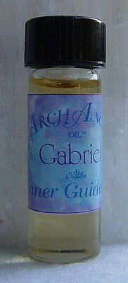 1 x MICHAEL ARCHANGEL OIL 5mls -  Wicca Pagan Witch Pagan New Age Angels