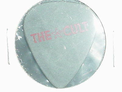 The CULT Logo Martyn LeNobe Ex Porno For Pyros 2000 Concert Tour GUITAR PICK