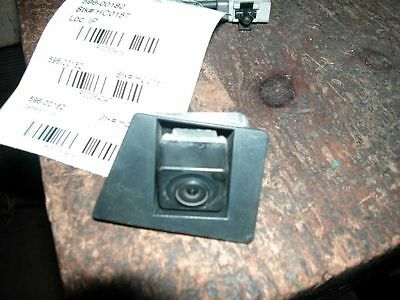 08 09 Subaru Tribeca Camera Projector Gate Mounted Rear Camera Thru July 1,2008
