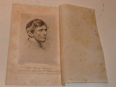 cpa JOHN HENRY NEWMAN wilberforce esq DUCOURTIOUX perrin MAC LEAN LONDRES dessin