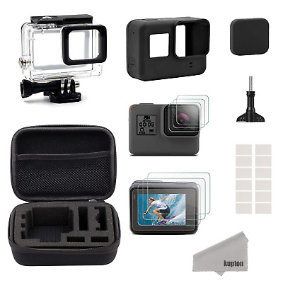 Kupton Accessories for GoPro Hero 5 Black Starter Kit Travel Case Small