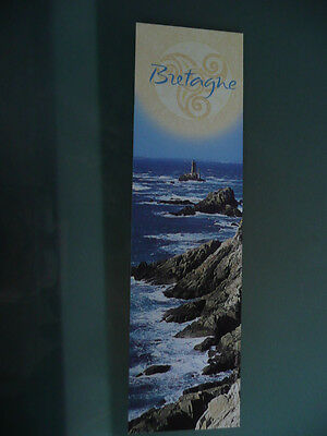 Marque Pages Bretagne Phare
