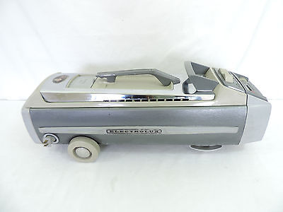 Motorized Base Vintage Electrolux Silverado Deluxe Canister Vacuum Cleaner 1505