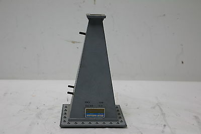 Eastern Microwave H-Band WR112 Waveguide Antenna Horn 7.05 to 10.0Ghz