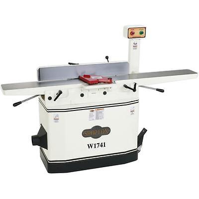 "Shop Fox W1741—8"" 3hp Jointer with Parallelogram Adjustable Beds"