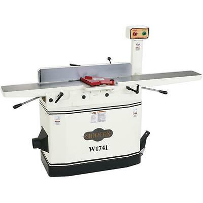 """Shop Fox W1741W—8"""" 3hp Jointer with Parallelogram Adjustable Beds"""