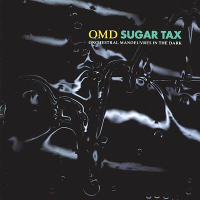 Orchestral Manoeuvres In The Dark ~ Sugar Tax ~ NEW CD Album   OMD