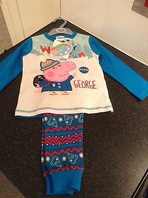 Disney Baby Mickey pyjamas 6-9 months brand new immaculate with tags
