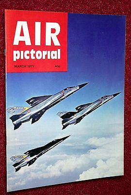 Air Pictorial 1977 March RAF Far East,Hungary