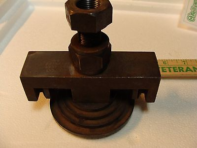 Used Greenlee 740 Knockout Punch 1 1/2 to 3 inch Conduit Hole Cutter good condit