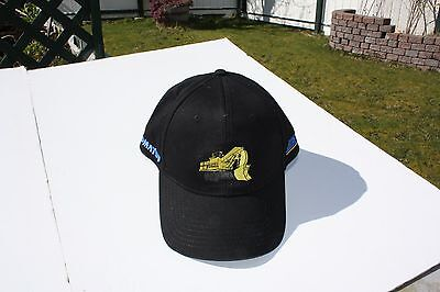 Ball Cap Hat - Komatsu - SMS Equipment - Mining Shovel  (H1723)