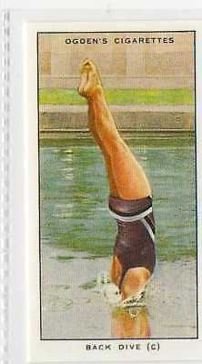 #45 back dive (c) the entry swimming r card