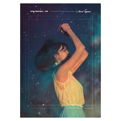 Moon Hyuna Nine Muses - Cricket Song Photobook : After Midnight