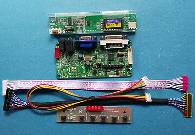 VGA DVI Audio Board for 14.1inch 1440x900 LCD LP141WP1-TLA1 -TLA2 -TLA3 -TLB5