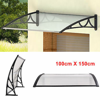 Hot Sale Door Canopy Awning Shelter Front Back Porch Outdoor Shade Patio Roof