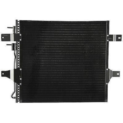 CSF 10563 A/C Condenser for Dodge Ram 2500/3500 5.9L & 6.7L Cummins Diesel