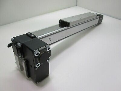 """19.5"""" Linear Actuator/Side Table Belt Driven w/Drive Pulley 8.5"""" Table 4"""" Travel"""
