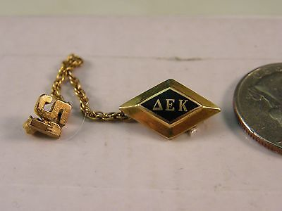 1951 Delta Epsilon Kappa Sorority Fraternity Pin