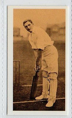 #5 C B Fry  Sussex  Sport / Cricket collector card